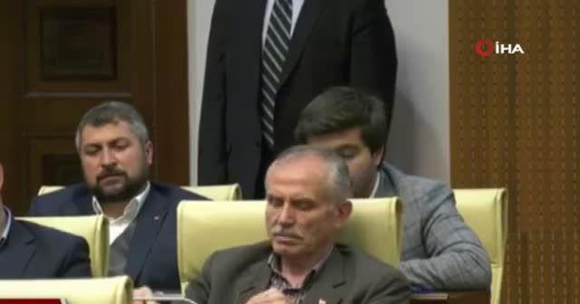 Ankara Büyükşehir Belediye Meclisi'nde tartışma