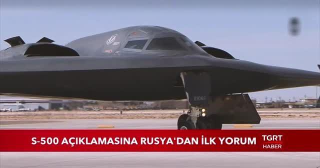 Cumhurbaşkanı Erdoğan'ın S-500 teklifine Rusya'dan ilk yorum