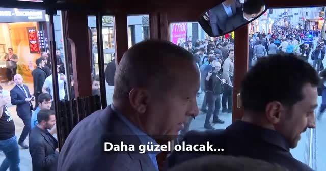 Cumhurbaşkanı Erdoğan paylaştı... #DahaGüzelOlacak