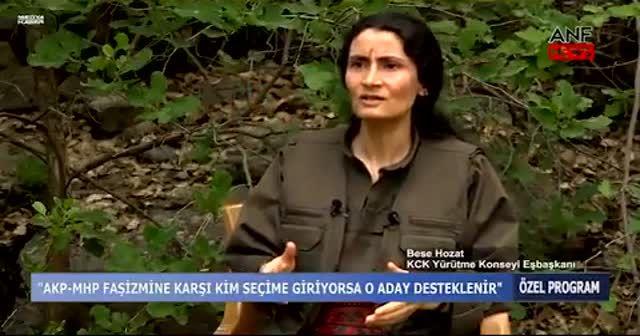 Kandil'den CHP ve İmamoğlu'na 23 Haziran desteği