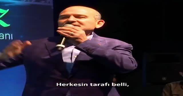 Süleyman Soylu, İstanbul seçimlerinin önemini anlattı
