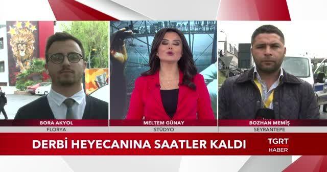 Türk Telekom'da derbi heyecanı