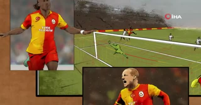 Türk Telekom'dan Galatasaray'a özel video