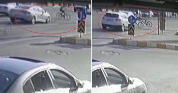 Azeri gencin feci ölümü güvenlik kamerasına yansıdı