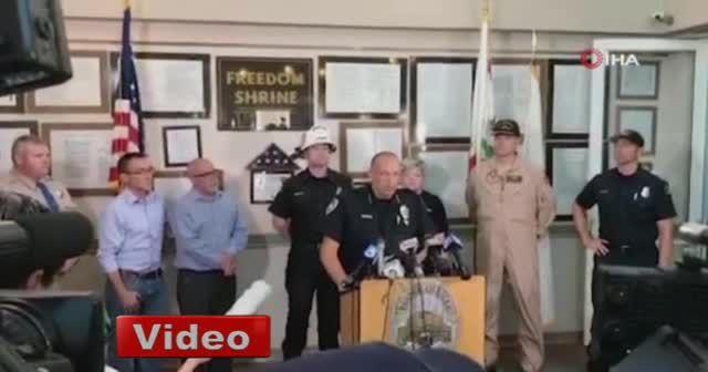 California'da 6.4 büyüklüğünde deprem