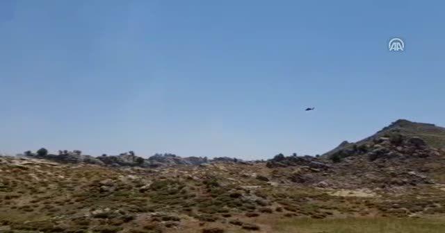 Siirt'te 2 PKK'lı teröristin etkisiz hale getirildiği operasyon