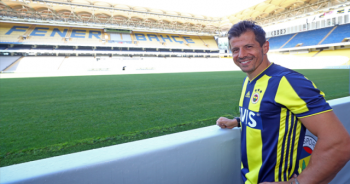 Ve Emre Belözoğlu resmen Fenerbahçe'de