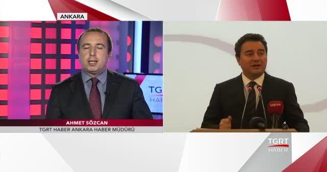 AK Parti'den Gül, Davutoğlu ve Babacan'a veto