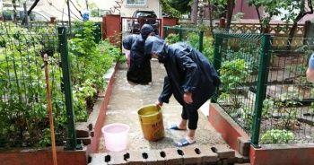 Anadolu Yakası'nda yağmur başladı