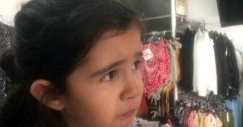 Küçük Hüma deprem anını gözyaşları içinde anlattı