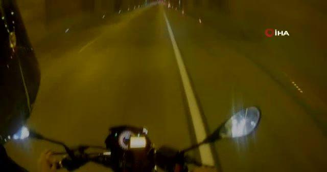 Tünelde terör estiren magandalar yakalandı