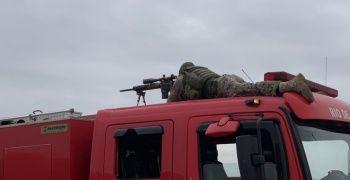 Yolcuları rehin alan saldırgan etkisiz hale getirildi