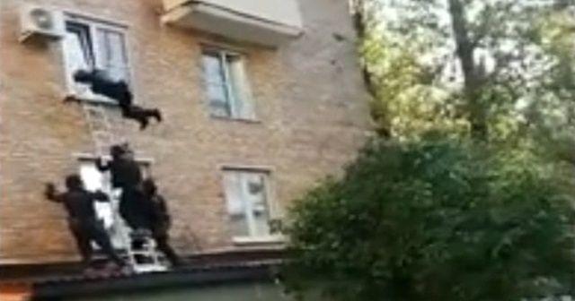 Rus Özel Kuvvetleri baskın sırasında rezil oldu
