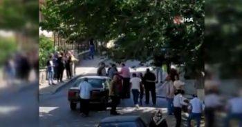 Ankara'da kazazedenin ailesinden polise linç girişimi
