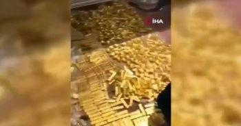 Çin'de belediye başkanının evinde 13.5 ton altın bulundu