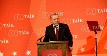 Cumhurbaşkanı Erdoğan'dan iş insanlarına FETÖ uyarısı