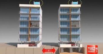 Deprem sarsıntısını azaltan sistem: İzolatör nasıl çalışıyor?