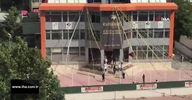İstanbul'da deprem sonrası ilk görüntüler geldi!
