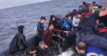 Kahraman Türk askerleri mültecileri böyle kurtardı
