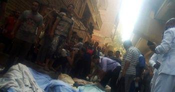 Mısır'da yolcu otobüsü köprüden düştü: 10 ölü