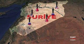 Suriye'de satranç oyunu!