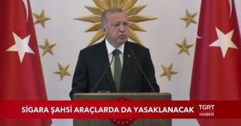 Talimatı Cumhurbaşkanı Erdoğan verdi! Sigara şahsi araçlarda da yasaklanacak