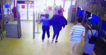 Vatandaşlar depreme alışveriş sırasında yakalandı