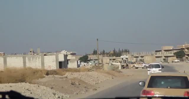 Barış Pınarı Harekatı'nda 30-35 kilometre derinliğe inildi