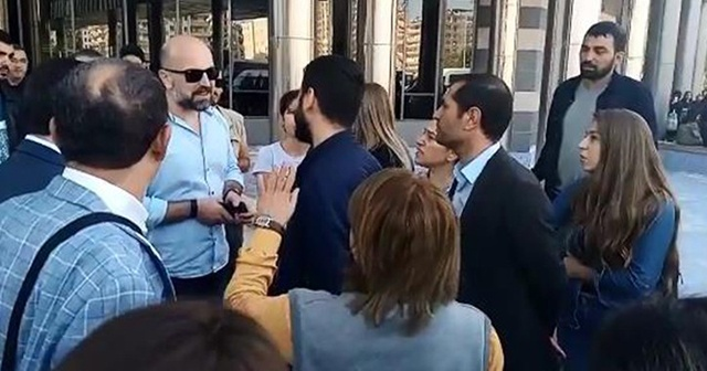 HDP'li vekil polise hakaret etti