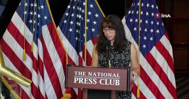 ABD'li gazetecilerden Kaşıkçı'yı anma töreni