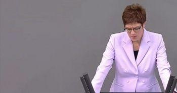 Alman bakandan 'Suriye' itirafı!