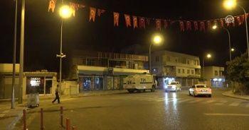 Ceylanpınar'daki hoparlörlerden mehter marşı çalınmaya başlandı