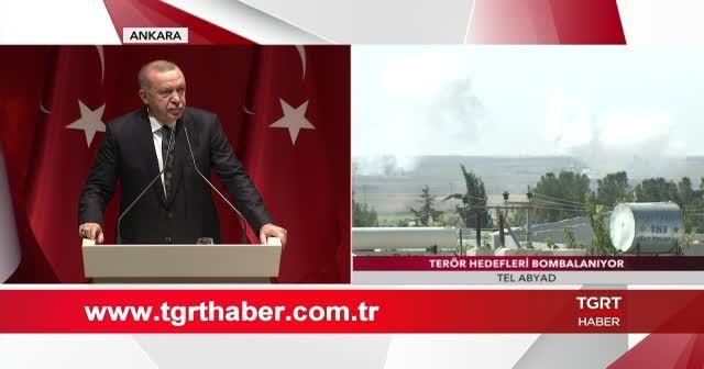 Cumhurbaşkanı Erdoğan'dan Avrupa Birliği'ne sert tepki