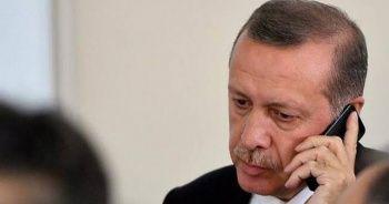 Cumhurbaşkanı Erdoğan, şehit babasını aradı
