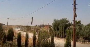 El Yabse ve Tel Fander köyleri terörden arındırıldı