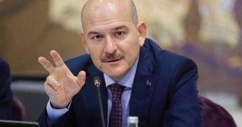 İçişleri Bakanı Soylu, dik duruşundan dolayı İHA muhabirini tebrik etti
