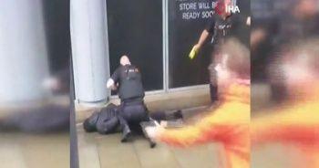 Manchester'da bıçaklı saldırı