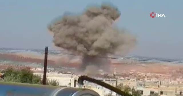 Rusya'dan İdlib'de hava saldırısı: 2 ölü, 3 yaralı