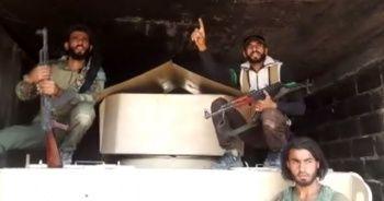 SMO, YPG'nin bıraktığı silahları tek tek ele geçiriyor