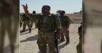Suriye Milli Ordusu'ndan Tel Abyad sakinlerine: