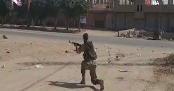 Suriye Milli Ordusu, Rasulayn'a böyle girdi