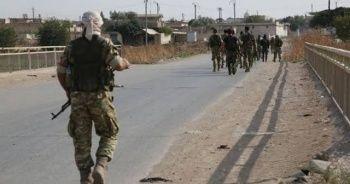 Suriye Milli Ordusu sevinçle karşılandı