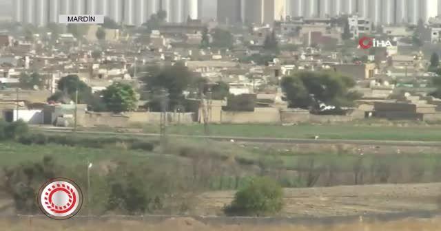 Terör örgütü YPG gazetecilere saldırdı