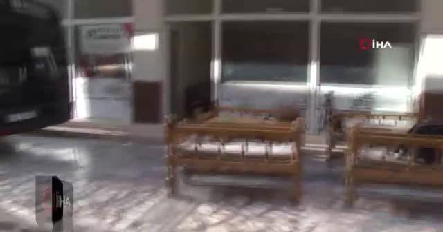 Terör örgütü YPG/PKK Akçakale'de gazetecileri hedef aldı