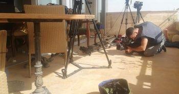 YPG'den gazetecilere keskin nişancı saldırısı