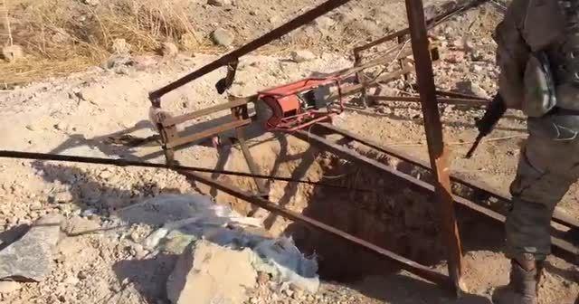 Resülayn ve Tel Abdyad'da mayın arama-tarama faaliyeti yürütülüyor