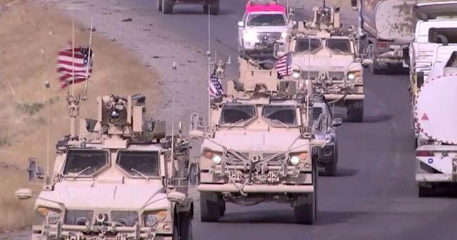 Suriye'den çekilen ABD askerleri Irak'taki üslere gidiyor