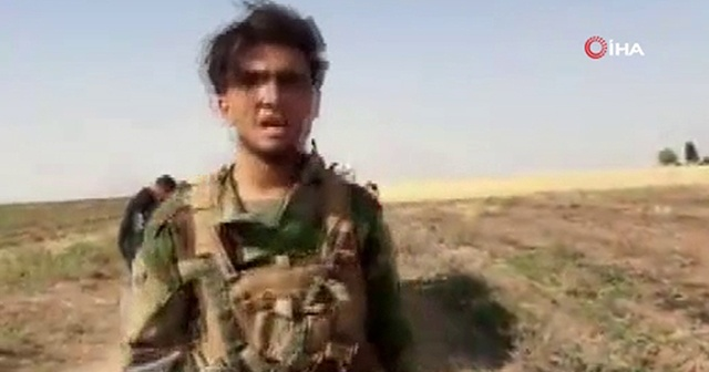 Suriye Milli Ordusu sivillerin güvenliğini sağlıyor