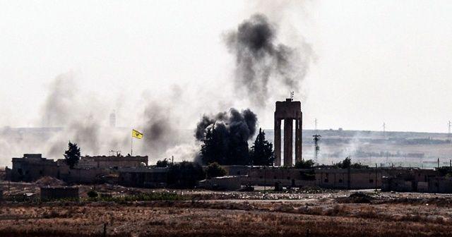 Tel Abyad'ın doğusu ele geçirildi