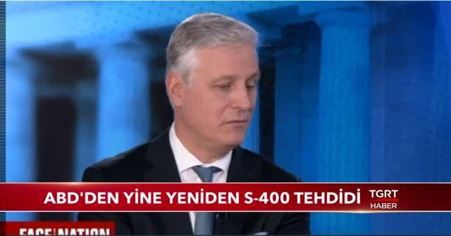 """ABD'den Türkiye'ye S-400: """"Yaptırıma hazırız"""""""